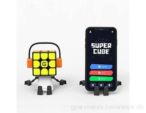 GiiKER Connected Cube integriertes Bluetooth 3 x 3 Magic Speed Cube für alle Levels intelligentes STEM-Puzzle für alle Altersgruppen