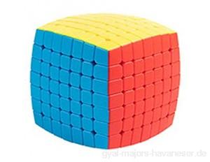 HXGL-Drum Speed Cube 7x7 Magic 3D Cube Puzzles Lernspiel Tragen Sie beständigen professionellen Stress und Angst Linderung Spielzeug Weihnachten Geburtstagsgeschenke für Kinder Erwachsene