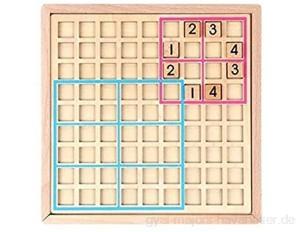 Wooden Sudoku Puzzle Kinder Lernspielzeug Adult Desktop Intelligence Games Wooden Sudoku Puzzle Children Educational Toys Adult Desktop Intelligence Games