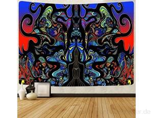 Puzzle 1000 teile Psychedelische abstrakte arabeske mysteriöse Art-Deco-Malerei puzzle 1000 teile Pädagogisches intellektuelles Dekomprimieren von Spielzeugrätseln Lustiges Fa50x75cm(20x30inch)