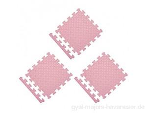 3 Stück Spielmatte Puzzlematte Krabbelmatte Bodenmatte Kinder