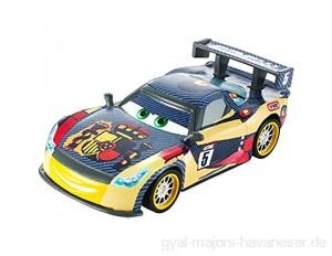 Disney Pixar Cars - Carbon Fiber Racers - Miguel Camino (Dhm79)