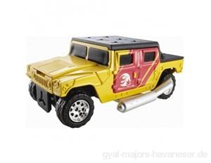 Hot Wheels Custom Motors Power Set Humvee