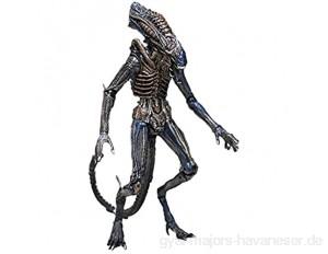 jiamin Alien: Generation Von Alien Earl Kampfausländer Bewegliche Gelenke PVC Abbildung - 7 Zoll (Nicht Originale Version)