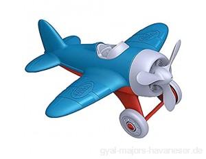 Green Toys AIRB-1027 -Flugzeug blau