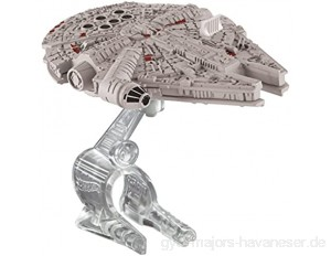 Hot Wheels Star Wars: The Force Awakens Starship Millennium Falcon Die-Cast Vehicle by Hot Wheels.