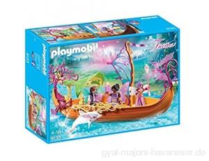 Playmobil-9133 - Playmobil-9133 - Romantisches Schiff der Feen Mehrfarbig (9133)