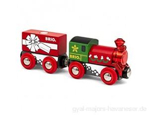 BRIO 33987 Weihnachtszug White