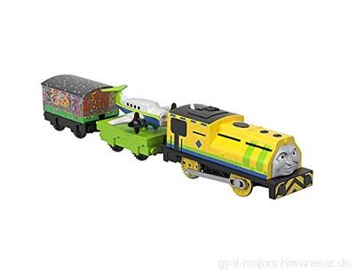 Thomas & Friends GHK77 Thomas und seine Freunde Fisher-Price Trackmaster Raul & Emerson