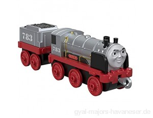 Thomas & Friends Thomas und seine Freunde FXX26 Trackmaster Push-Along Merlin The Invisible Metall-Zugmotor Sortiment Mehrfarbig
