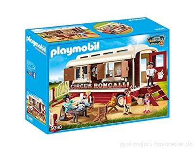 Playmobil 9398 Circus Roncalli Wohnwagen .