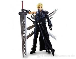 LIQIN Actionfiguren Anime Action Figure Final Fantasy PVC Dekorationen Sammlergeschenkbox Kindergeschenke