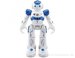 Intelligente Roboter - Ferngesteuerter Roboter Spielzeug für Kinder RC Control Geste Steuerung Roboter Programmierung RC Roboter mit Gestensteuerung RC Spielzeug Geschenk für Kinder Jungen Mädchen
