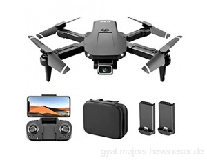 S68 Mini Foldable Drone with 4k HD Camera FPV WiFi RC Quadcopter w/Voice Control Gesture Control Circle Fly High-Speed Rotation 3D Flips G-Sensor Headless Mode