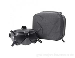 Tragetasche fürDJI FPV Goggles V2 Glasses Tragbare Reise Strapazierfähige Umhänge Tasche Tragetasche Schützende Aufbewahrungs Tasche für DJI FPV Combo Zubehör
